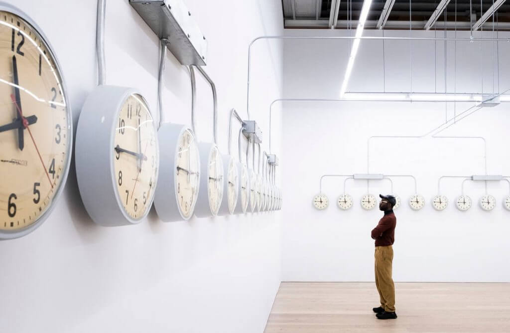Agustina Woodgate, National Times, Installation view at The Whitney Biennial, 2019